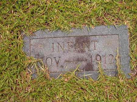 UNKNOWN, INFANT - Calhoun County, Arkansas | INFANT UNKNOWN - Arkansas Gravestone Photos