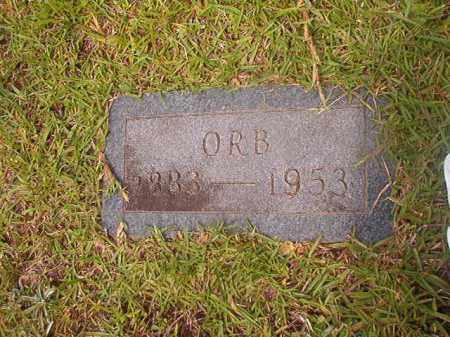 UNKNOWN, ORB - Calhoun County, Arkansas | ORB UNKNOWN - Arkansas Gravestone Photos