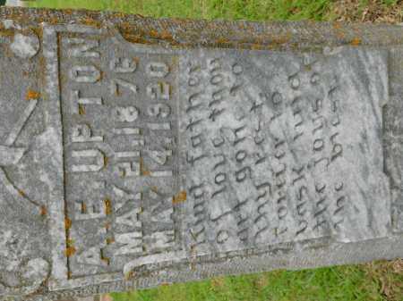 UPTON, A E - Calhoun County, Arkansas   A E UPTON - Arkansas Gravestone Photos