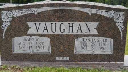 VAUGHAN, JAMES WILLIAM - Calhoun County, Arkansas | JAMES WILLIAM VAUGHAN - Arkansas Gravestone Photos