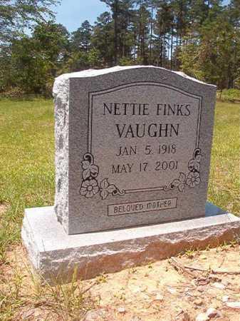 VAUGHN, NETTIE - Calhoun County, Arkansas   NETTIE VAUGHN - Arkansas Gravestone Photos