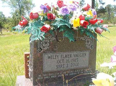 VAUGHN, WILEY ELMER - Calhoun County, Arkansas | WILEY ELMER VAUGHN - Arkansas Gravestone Photos