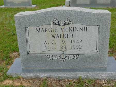 MCKINNIE WALKER, MARGIE - Calhoun County, Arkansas | MARGIE MCKINNIE WALKER - Arkansas Gravestone Photos