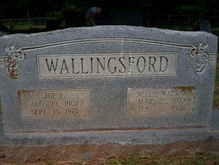 WALLINGSFORD, NELLIE - Calhoun County, Arkansas | NELLIE WALLINGSFORD - Arkansas Gravestone Photos