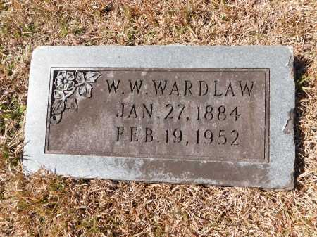 WARDLAW, W W - Calhoun County, Arkansas | W W WARDLAW - Arkansas Gravestone Photos