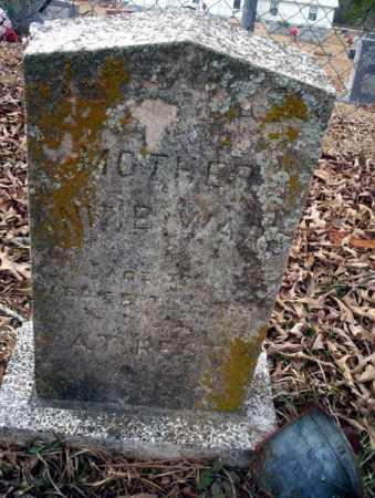 WARE, ANNIE - Calhoun County, Arkansas   ANNIE WARE - Arkansas Gravestone Photos