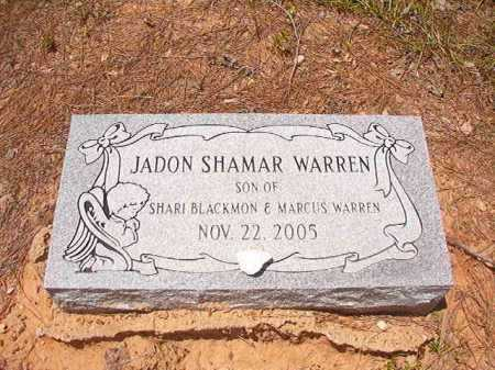 WARREN, JADON SHAMAR - Calhoun County, Arkansas | JADON SHAMAR WARREN - Arkansas Gravestone Photos