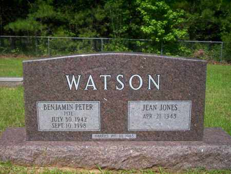 WATSON, BENJAMIN PETER - Calhoun County, Arkansas | BENJAMIN PETER WATSON - Arkansas Gravestone Photos