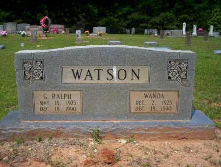 WATSON, WANDA - Calhoun County, Arkansas   WANDA WATSON - Arkansas Gravestone Photos