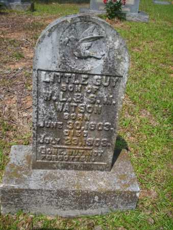 WATSON, GUY - Calhoun County, Arkansas   GUY WATSON - Arkansas Gravestone Photos