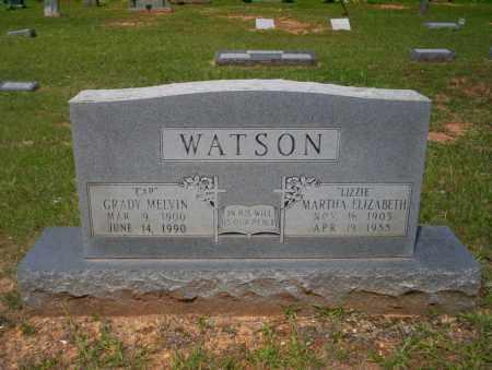WATSON, GRADY MELVIN - Calhoun County, Arkansas | GRADY MELVIN WATSON - Arkansas Gravestone Photos