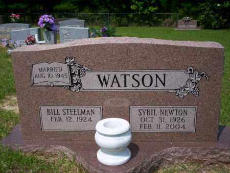 WATSON, SYBIL - Calhoun County, Arkansas | SYBIL WATSON - Arkansas Gravestone Photos