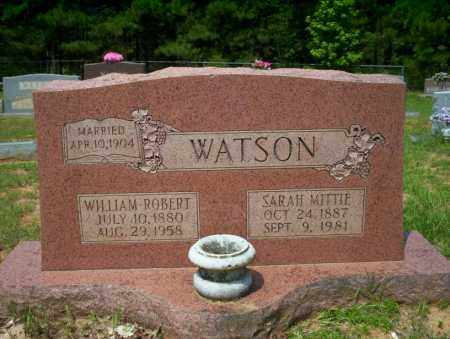 WATSON, SARAH MITTIE - Calhoun County, Arkansas | SARAH MITTIE WATSON - Arkansas Gravestone Photos