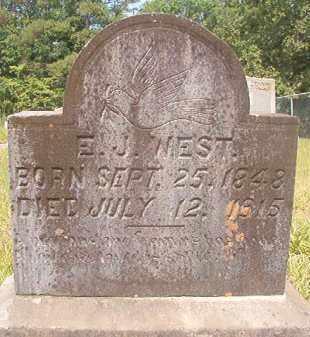 WEST, E J - Calhoun County, Arkansas | E J WEST - Arkansas Gravestone Photos