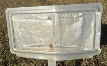 WHITE, SR, BURNELL - Calhoun County, Arkansas | BURNELL WHITE, SR - Arkansas Gravestone Photos