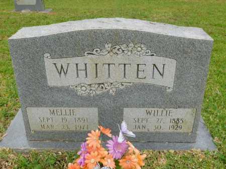 WHITTEN, MELLIE - Calhoun County, Arkansas | MELLIE WHITTEN - Arkansas Gravestone Photos