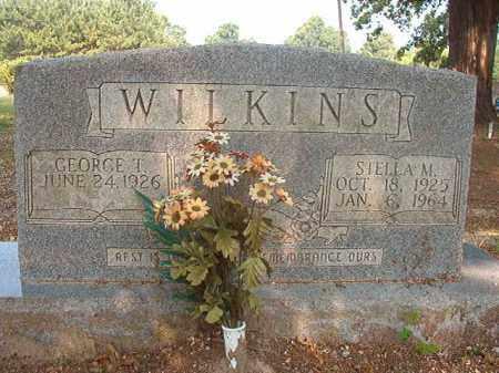 WILKINS, STELLA M - Calhoun County, Arkansas   STELLA M WILKINS - Arkansas Gravestone Photos