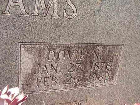 WILLIAMS, DOVIE - Calhoun County, Arkansas | DOVIE WILLIAMS - Arkansas Gravestone Photos