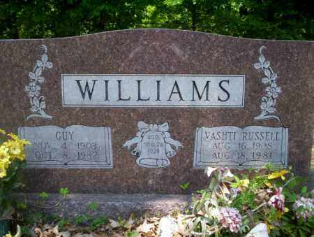 WILLIAMS, VASHTI - Calhoun County, Arkansas | VASHTI WILLIAMS - Arkansas Gravestone Photos