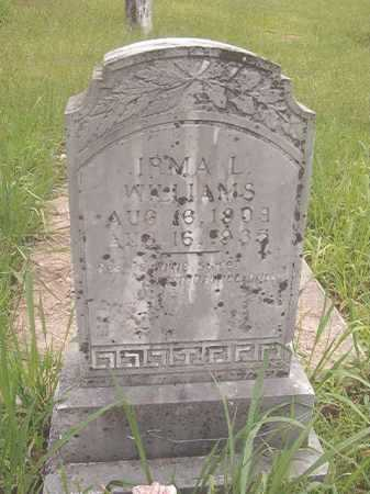 WILLIAMS, IRMA L - Calhoun County, Arkansas | IRMA L WILLIAMS - Arkansas Gravestone Photos
