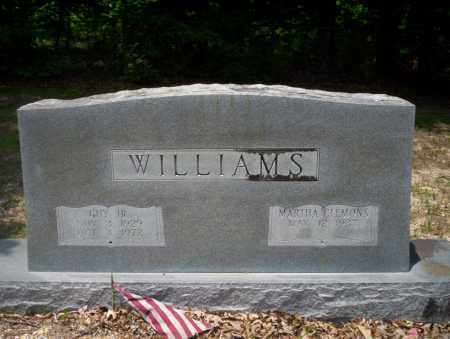 WILLIAMS JR, GUY - Calhoun County, Arkansas | GUY WILLIAMS JR - Arkansas Gravestone Photos