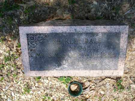 WILLIAMS, SHIRLEY DALE - Calhoun County, Arkansas | SHIRLEY DALE WILLIAMS - Arkansas Gravestone Photos