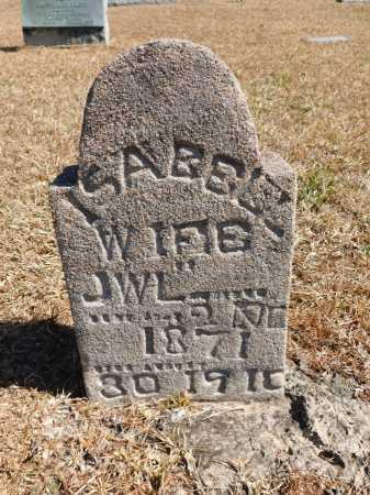 WISE, ISABELL - Calhoun County, Arkansas | ISABELL WISE - Arkansas Gravestone Photos