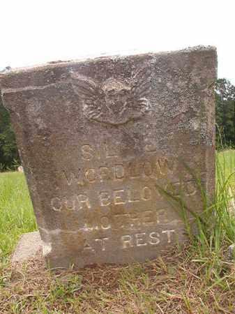 WORDLOW, SILVIE - Calhoun County, Arkansas | SILVIE WORDLOW - Arkansas Gravestone Photos