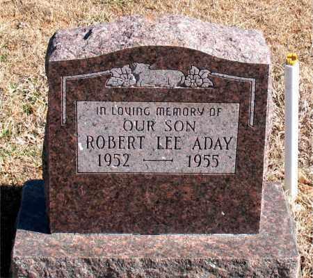 ADAY, ROBERT LEE - Carroll County, Arkansas | ROBERT LEE ADAY - Arkansas Gravestone Photos