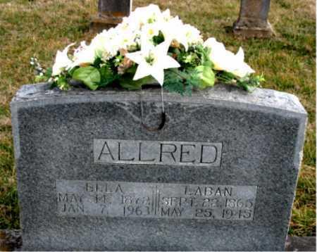 ALLRED, ELLA - Carroll County, Arkansas | ELLA ALLRED - Arkansas Gravestone Photos