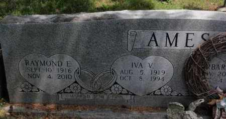 AMES, IVA V - Carroll County, Arkansas | IVA V AMES - Arkansas Gravestone Photos