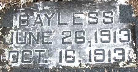 ARMER, BAYLESS - Carroll County, Arkansas | BAYLESS ARMER - Arkansas Gravestone Photos