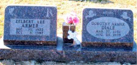 ARMER, DOROTHY - Carroll County, Arkansas | DOROTHY ARMER - Arkansas Gravestone Photos