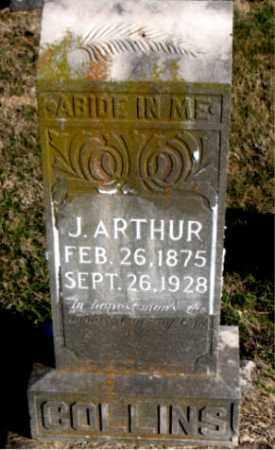 ARTHUR, J. - Carroll County, Arkansas   J. ARTHUR - Arkansas Gravestone Photos