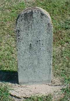 AYERS, SARAH - Carroll County, Arkansas | SARAH AYERS - Arkansas Gravestone Photos