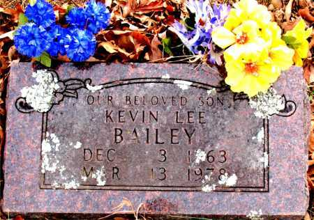 BAILEY, KEVIN LEE - Carroll County, Arkansas   KEVIN LEE BAILEY - Arkansas Gravestone Photos
