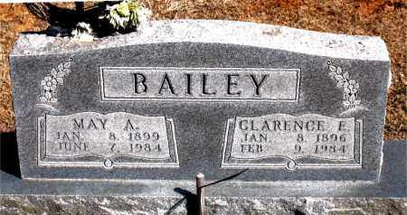 BAILEY, MAY A. - Carroll County, Arkansas | MAY A. BAILEY - Arkansas Gravestone Photos