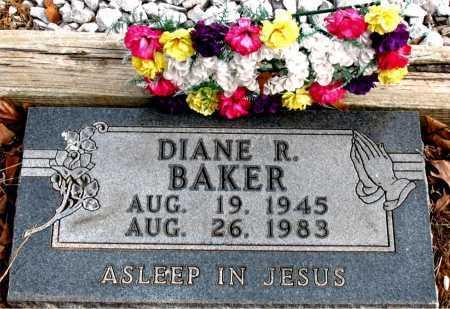 BAKER, DIANE R. - Carroll County, Arkansas | DIANE R. BAKER - Arkansas Gravestone Photos