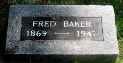 BAKER, FRED - Carroll County, Arkansas | FRED BAKER - Arkansas Gravestone Photos