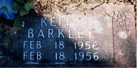 BARKLEY, KEITH - Carroll County, Arkansas | KEITH BARKLEY - Arkansas Gravestone Photos