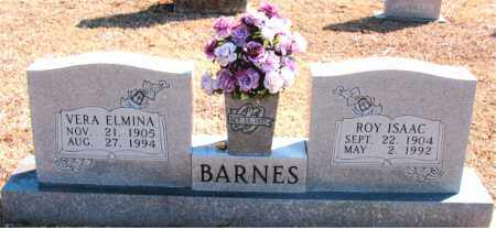 BARNES, ROY ISAAC - Carroll County, Arkansas | ROY ISAAC BARNES - Arkansas Gravestone Photos