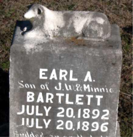 BARTLETT, EARL A. - Carroll County, Arkansas   EARL A. BARTLETT - Arkansas Gravestone Photos