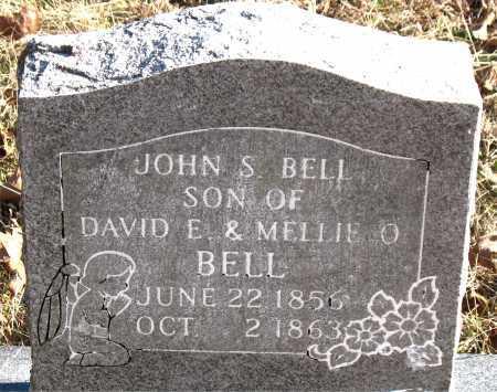 BELL, JOHN S. - Carroll County, Arkansas | JOHN S. BELL - Arkansas Gravestone Photos