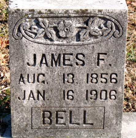 BELL, JAMES F. - Carroll County, Arkansas | JAMES F. BELL - Arkansas Gravestone Photos