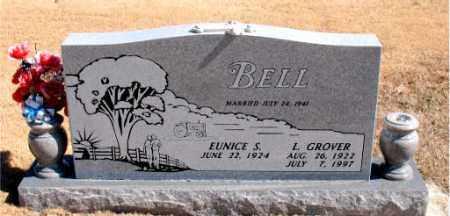 BELL, L. GROVER - Carroll County, Arkansas | L. GROVER BELL - Arkansas Gravestone Photos