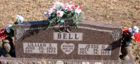 BELL, LILLIAN S. - Carroll County, Arkansas | LILLIAN S. BELL - Arkansas Gravestone Photos