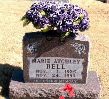 BELL, MARIE - Carroll County, Arkansas | MARIE BELL - Arkansas Gravestone Photos