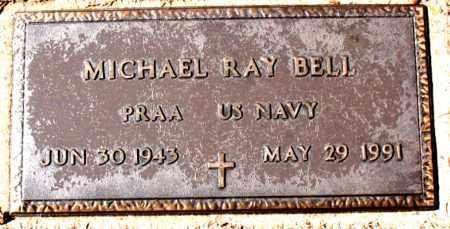 BELL (VETERAN), MICHAEL RAY - Carroll County, Arkansas   MICHAEL RAY BELL (VETERAN) - Arkansas Gravestone Photos