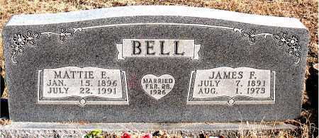 BELL, JAMES F. - Carroll County, Arkansas | JAMES F. BELL - Arkansas Gravestone Photos