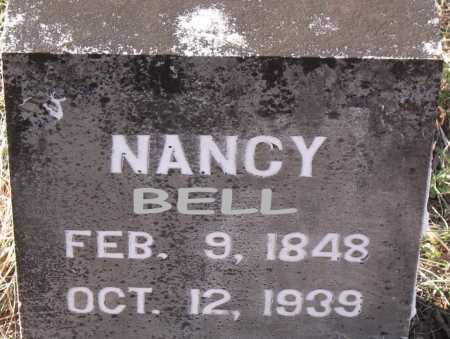 BELL, NANCY - Carroll County, Arkansas | NANCY BELL - Arkansas Gravestone Photos